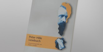 Peter Hille Lesebuch. Band 2: Prosa und Briefe (Hille)